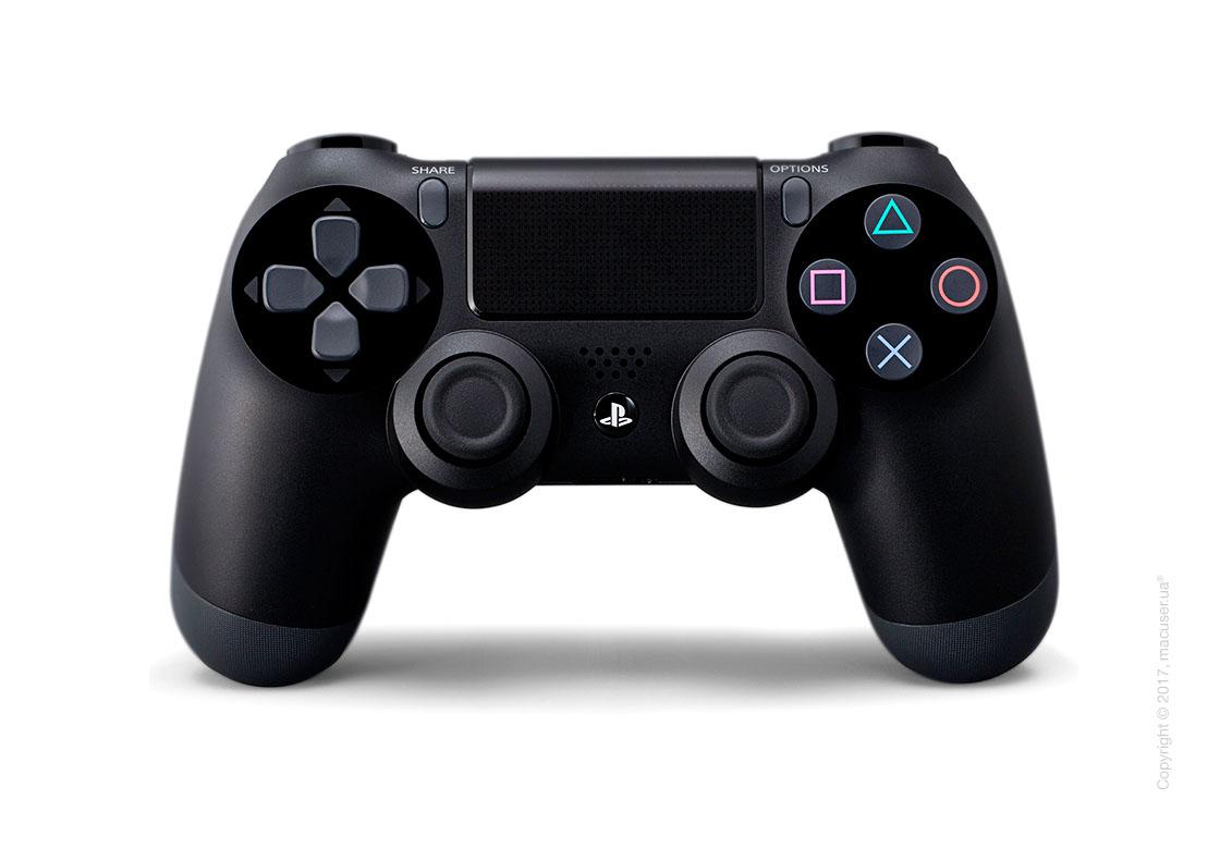 Беспроводной контроллер Sony DualShock 4 Чёрный