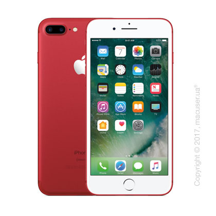 iPhone 7 Plus 256GB, (PRODUCT)RED Special Edition