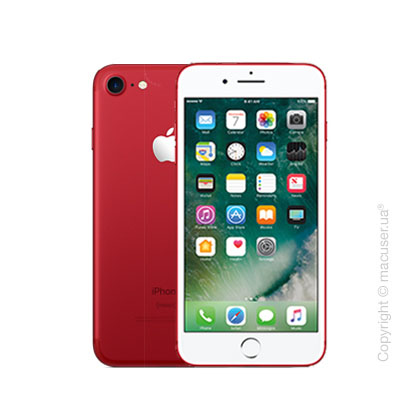 iPhone 7  128GB, (PRODUCT)RED Special Edition
