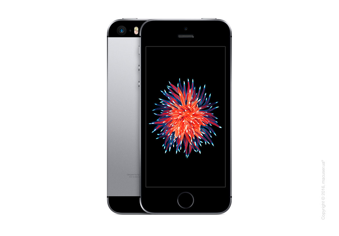 Apple iPhone SE 128GB, Space Gray