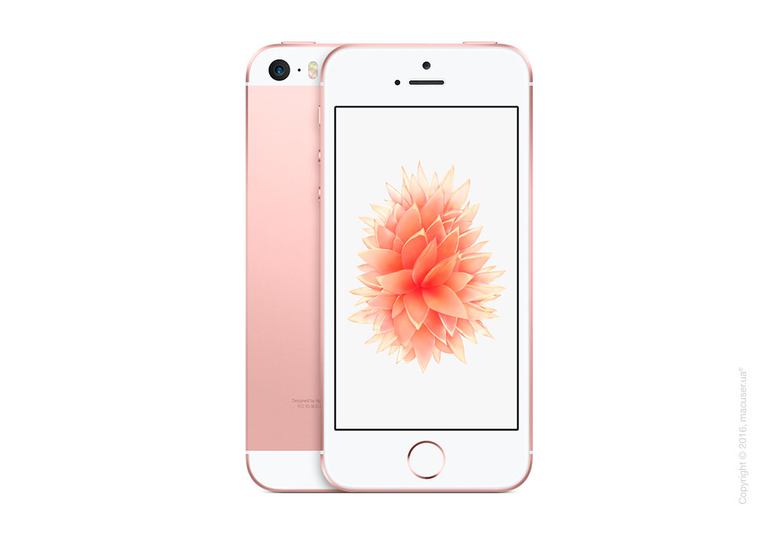 Apple iPhone SE 16GB, Rose Gold