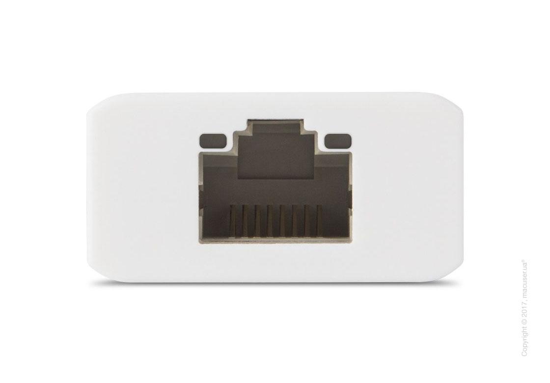 Адаптер Moshi USB-C to Gigabit Ethernet Adapter