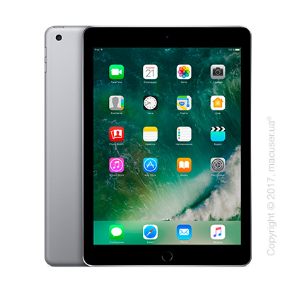 Apple iPad Wi-Fi 128GB, Space Gray