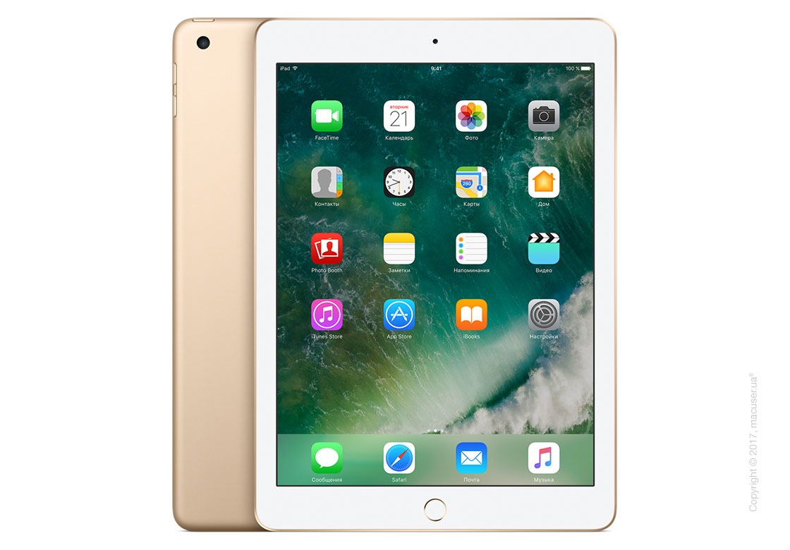 Apple iPad Wi-Fi 32GB, Gold