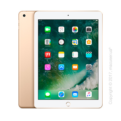 Apple iPad Wi-Fi 128GB, Gold