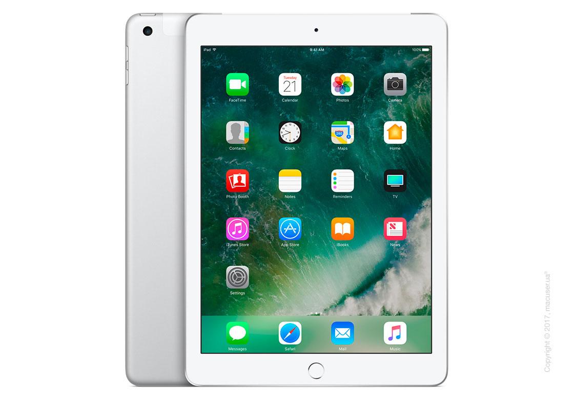 Apple iPad Wi-Fi + Cellular 128GB, Silver