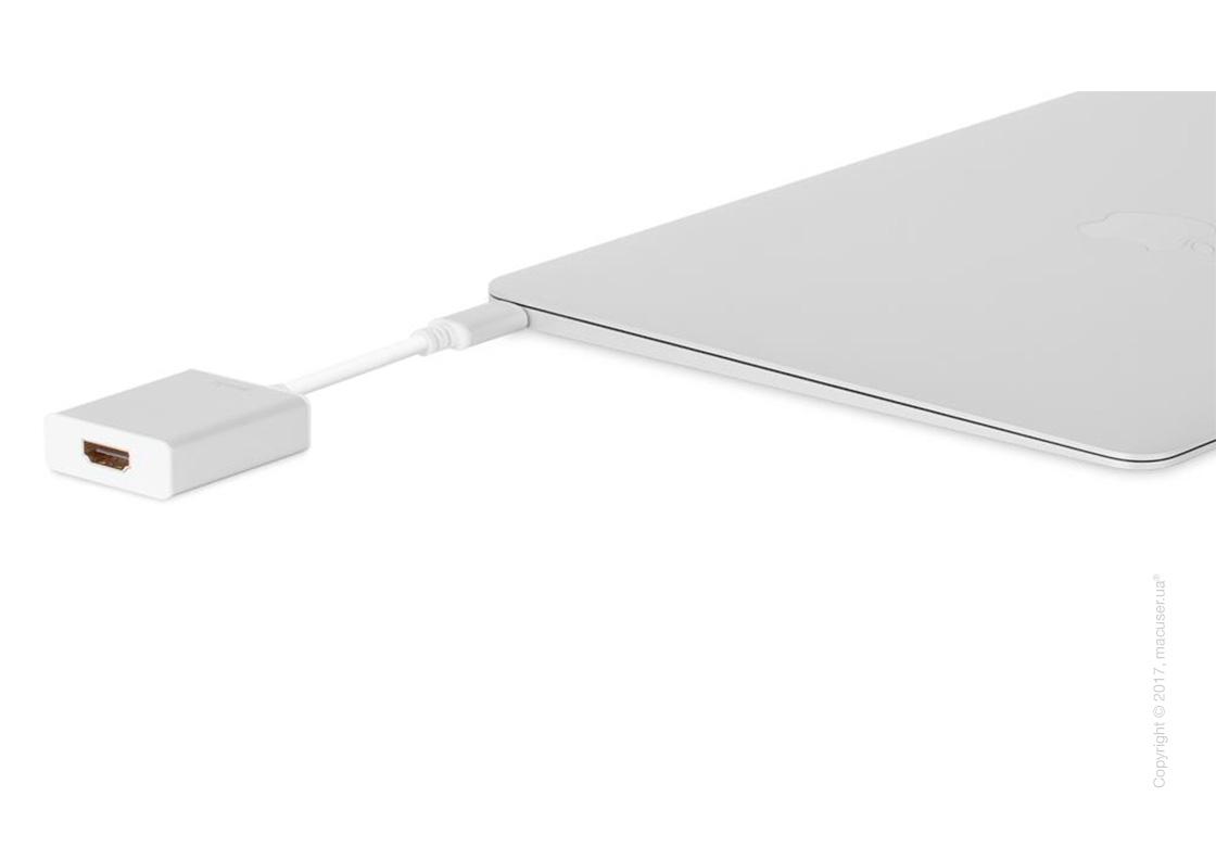 Переходник Moshi USB-C to HDMI Adapter