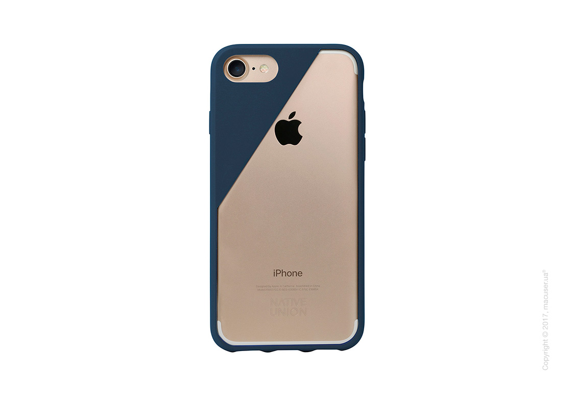 Чехол для iPhone 7/8 Native Union CLIC Crystal Case