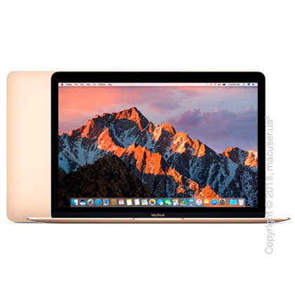 Apple MacBook 12 Retina Gold 256GB MNYK2 New