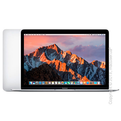Apple MacBook 12 Retina Silver 256GB MNYH2 New