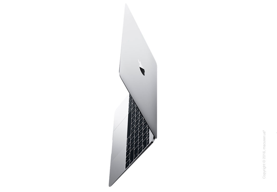 Apple MacBook 12 Retina Silver 512GB MNYJ2
