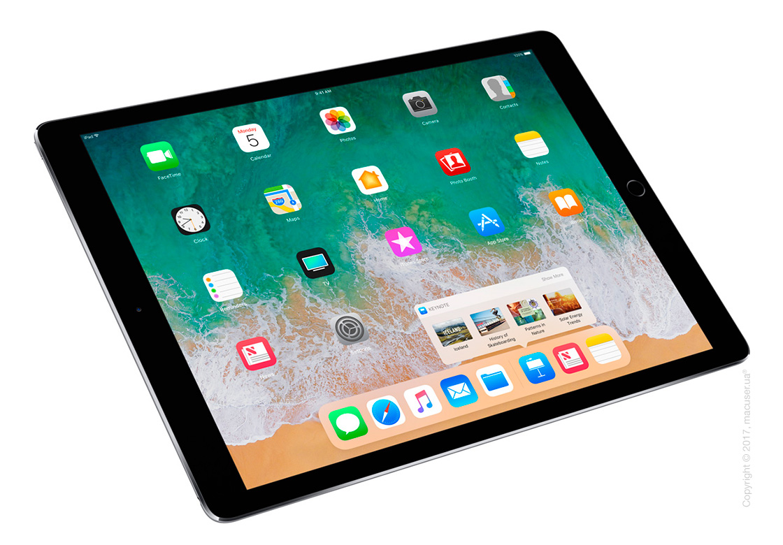 Apple iPad Pro 10,5 дюйма Wi-Fi 64GB, Space Gray
