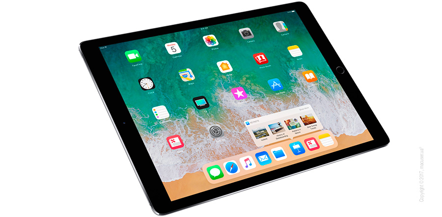 iPad Pro 10.5 Wi-Fi 512GB, Space Gray MPGH2 macuser