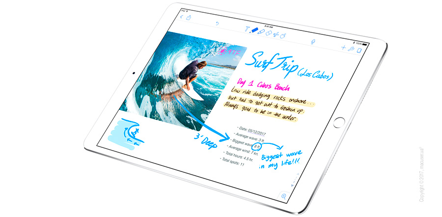 iPad Pro 10,5 дюйма Wi-Fi 512GB, Silver фото