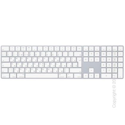 Apple Magic Keyboard with Numeric Keypad RUS New