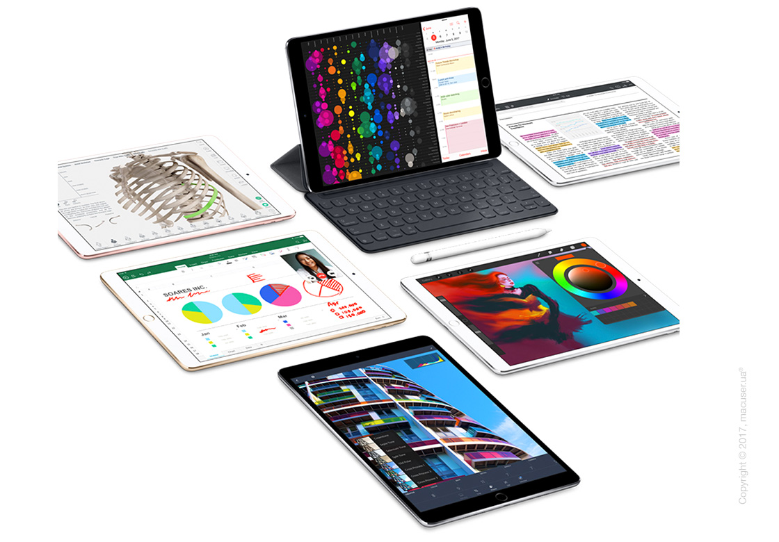 Apple iPad Pro 10,5 дюйма Wi-Fi 256GB, Rose Gold