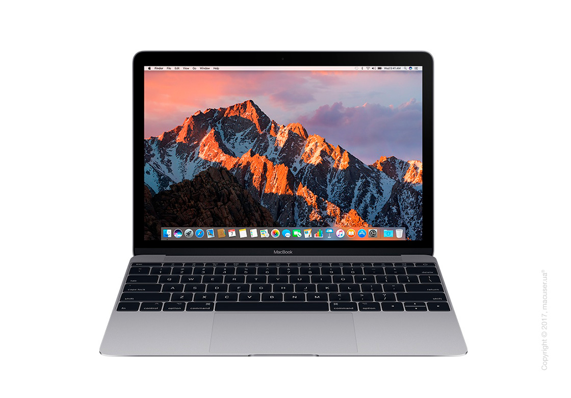 Apple MacBook 12 Retina Space Gray Z0TY0000K