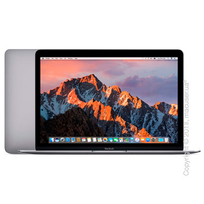 Apple MacBook 12 Retina Space Gray Z0TY0000K