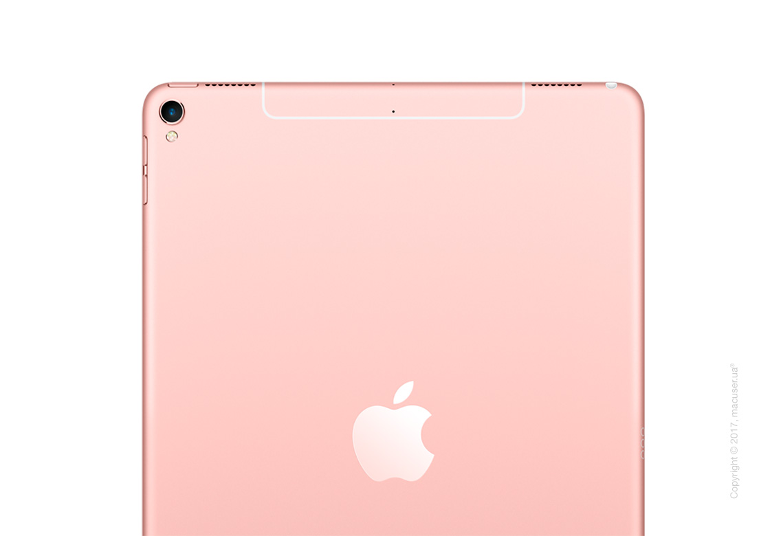 Apple iPad Pro 10,5 дюйма Wi-Fi+Cellular 64GB, Rose Gold