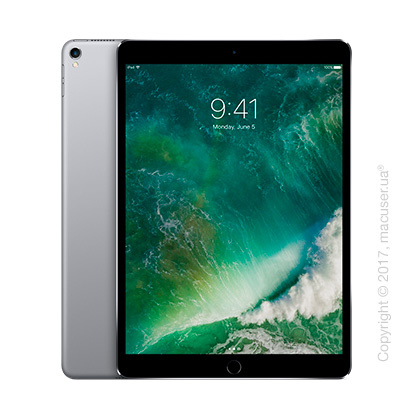Apple iPad Pro 10,5 дюйма Wi-Fi+Cellular 256GB, Space Gray