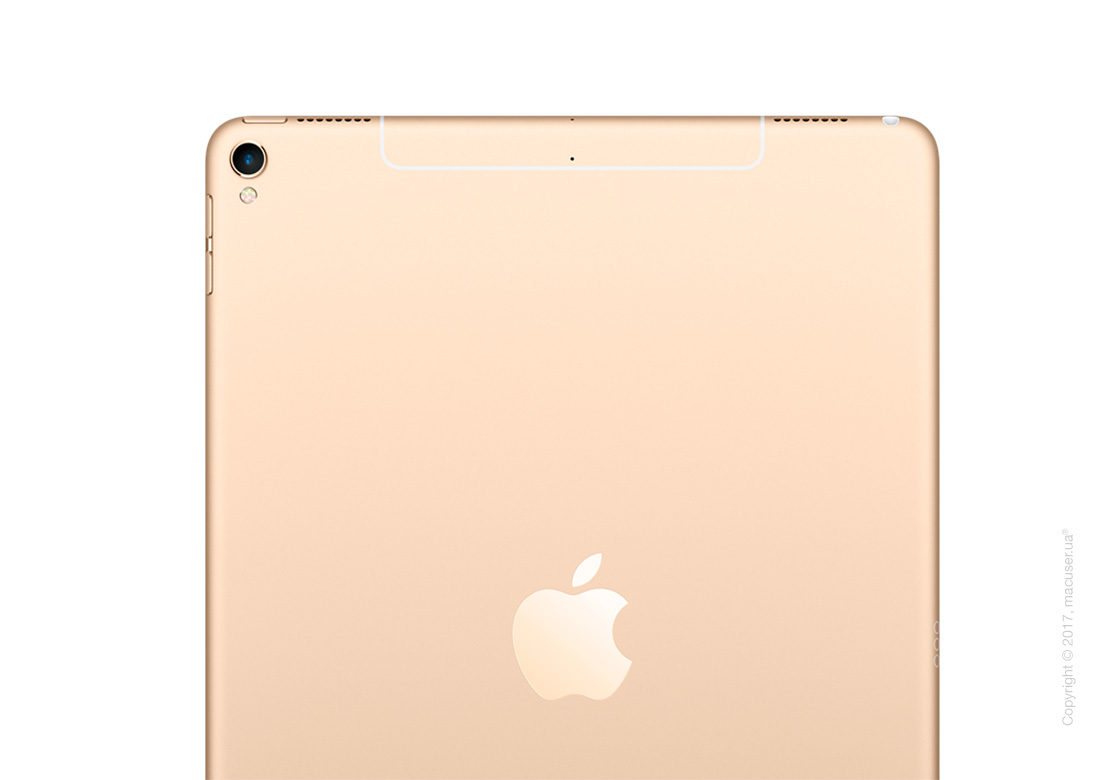 Apple iPad Pro 10,5 дюйма Wi-Fi+Cellular 256GB, Gold