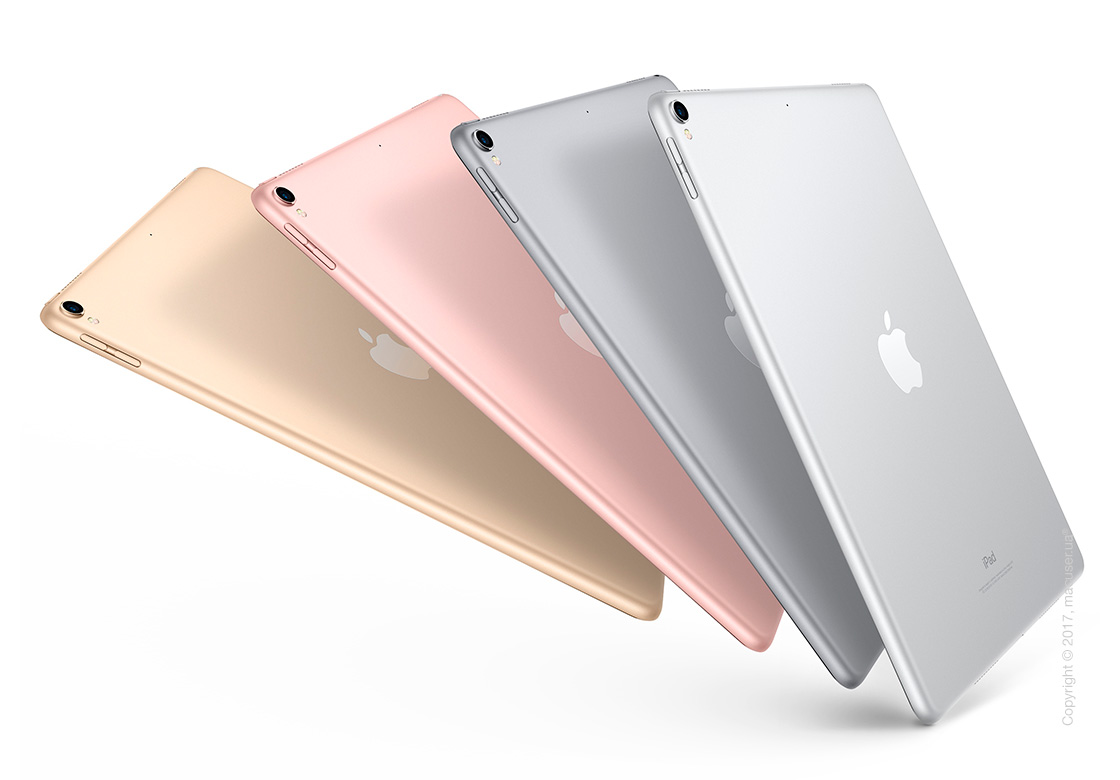 Apple iPad Pro 10,5 дюйма Wi-Fi+Cellular 256GB, Rose Gold