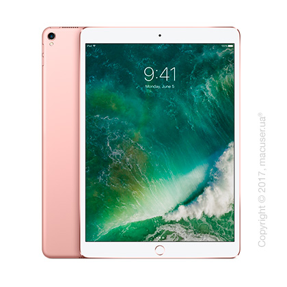 Apple iPad Pro 10,5 дюйма Wi-Fi+Cellular 512GB, Rose Gold