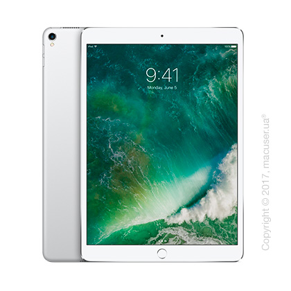 Apple iPad Pro 10,5 дюйма Wi-Fi+Cellular 512GB, Silver