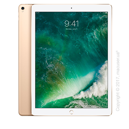 Apple iPad Pro 12,9 дюйма Wi-Fi 64GB, Gold