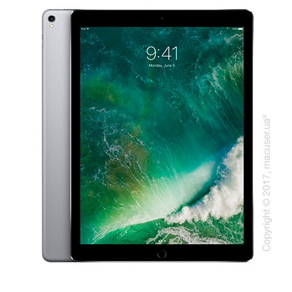 Apple iPad Pro 12,9 дюйма Wi-Fi+Cellular 64GB, Space Gray