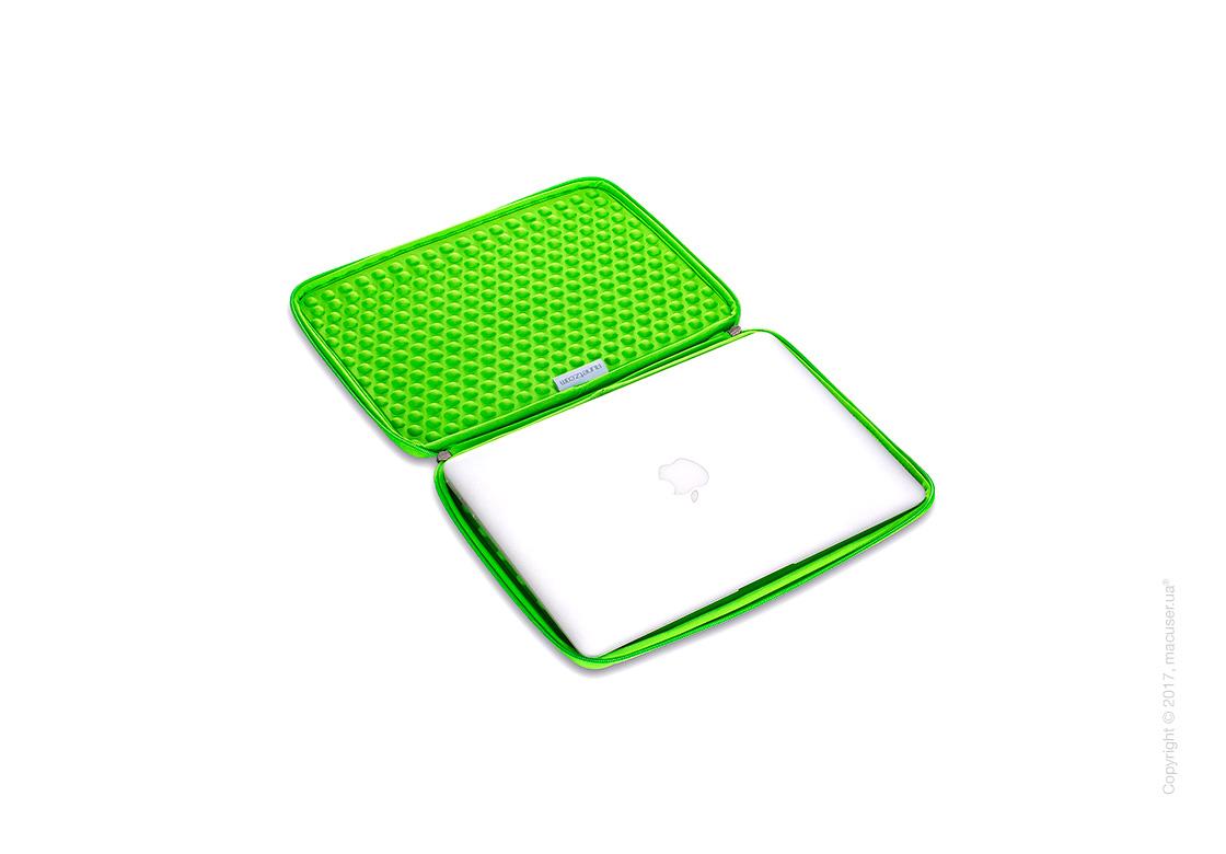 Чехол-конверт Runetz Neoprene Sleeve, Gray для MacBook Pro (Retina)
