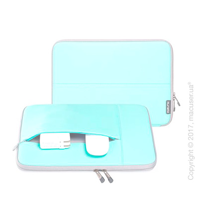 Чехол-конверт Runetz Neoprene Sleeve, Teal для MacBook Pro (Retina)