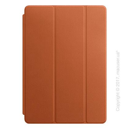 Чехол Кожаный Smart Cover, Saddle Brown для iPad Pro 10,5 New