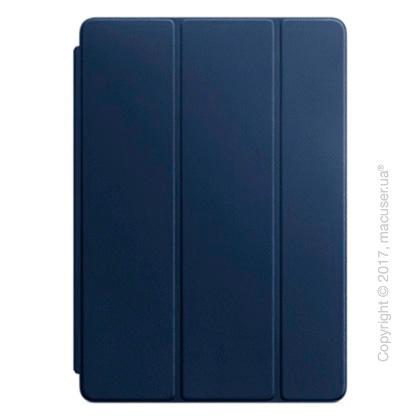 Чехол Кожаный Smart Cover, Midnight Blue для iPad Pro 10,5 New