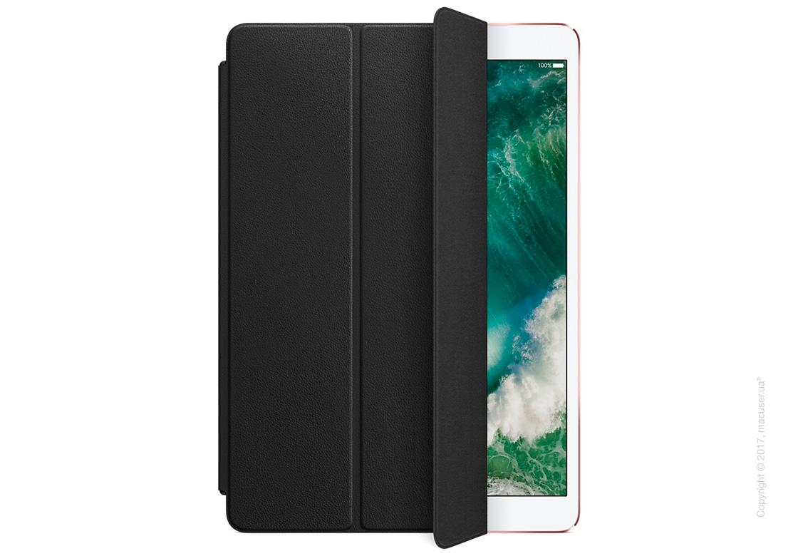 Чехол Кожаный Smart Cover, Black для iPad Pro 10,5