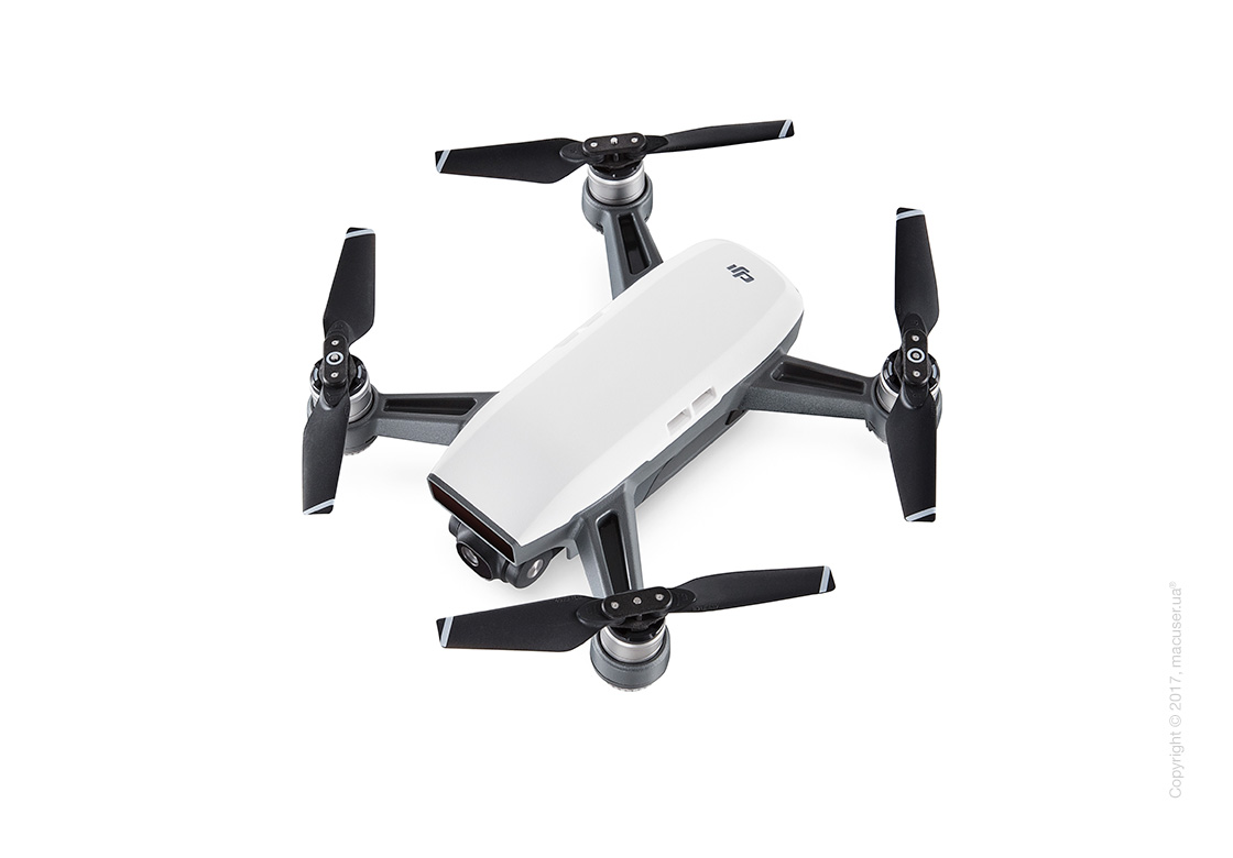 Квадрокоптер DJI Spark Alpine White Fly More Combo