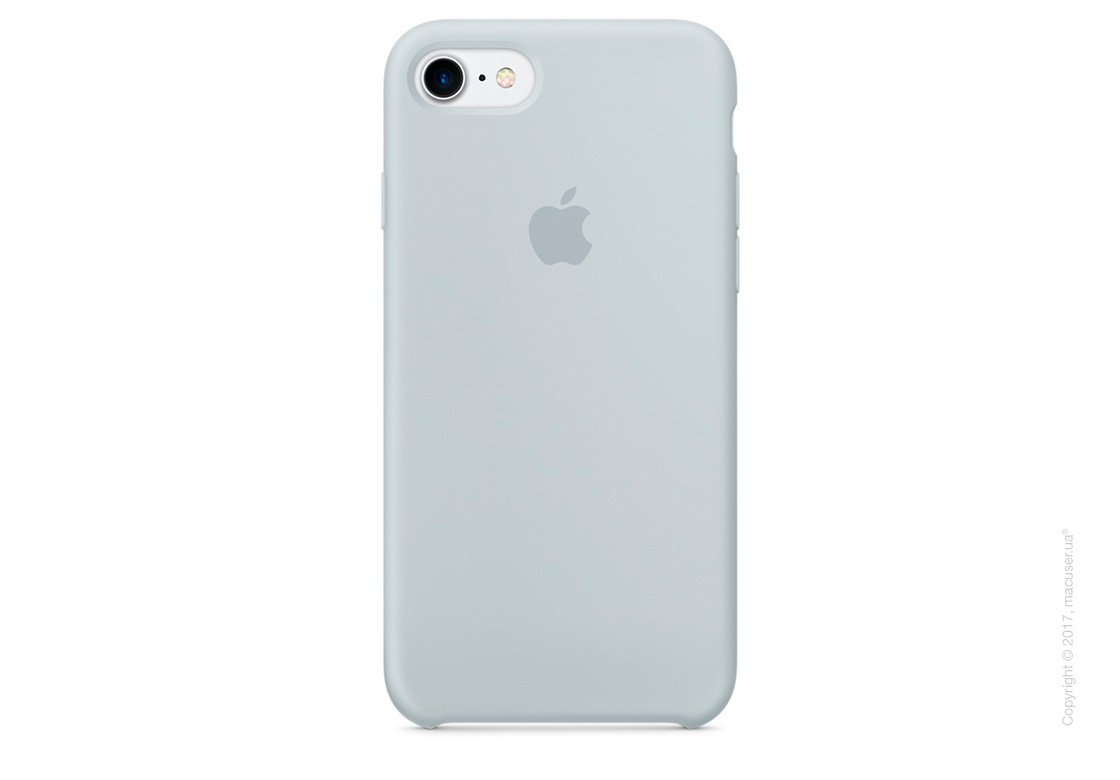 Чехол Apple iPhone 7/8 Silicone Case, Mist Blue