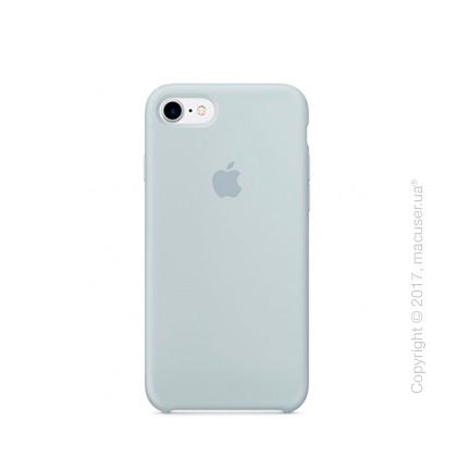 Чехол Apple iPhone 8/7 Silicone Case, Mist Blue