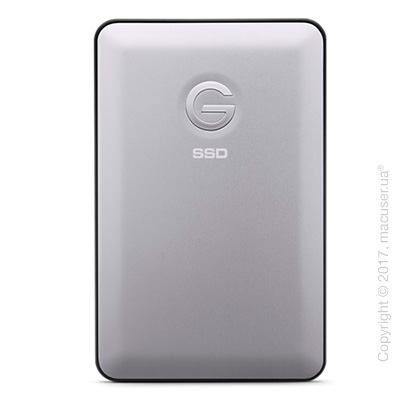 Внешний жёсткий диск G-Technology 500GB G-DRIVE slim SSD USB-C Portable Drive