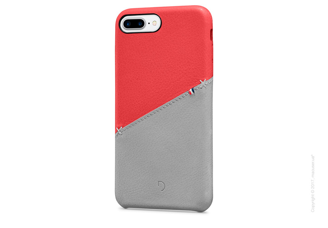 Чехол Decoded Leather Snap-On Case for iPhone 7 Plus/8 Plus