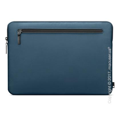 Чехол Incase Nylon Compact Sleeve для MacBook Pro - Thunderbolt 3 (USB-C)/Thunderbolt 2, Marine Blue