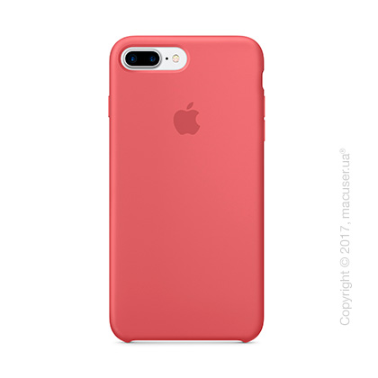 Чехол Apple iPhone 8 Plus/7 Plus Silicone Case, Camellia
