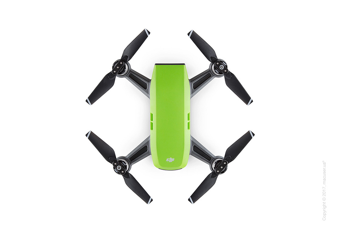 Квадрокоптер DJI Spark Meadow Green Fly More Combo