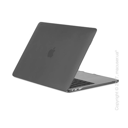 Чехол-накладка Moshi Ultra Slim Case iGlaze Transparent Black (V2) для MacBook Pro 13