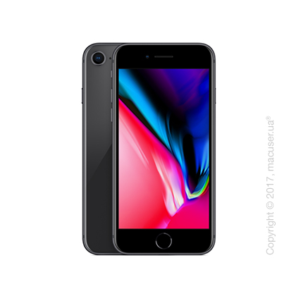 Apple iPhone 8 256GB, Space Gray