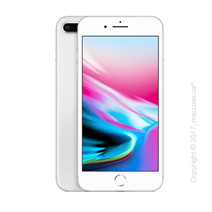 Apple iPhone 8 Plus 64GB, Silver