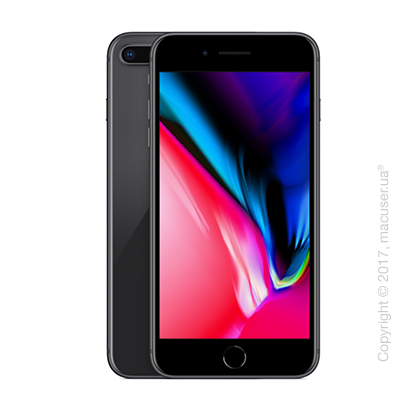 Apple iPhone 8 Plus 256GB, Space Gray