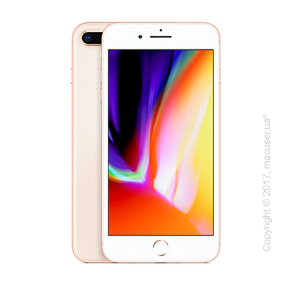 Apple iPhone 8 Plus 256GB, Gold