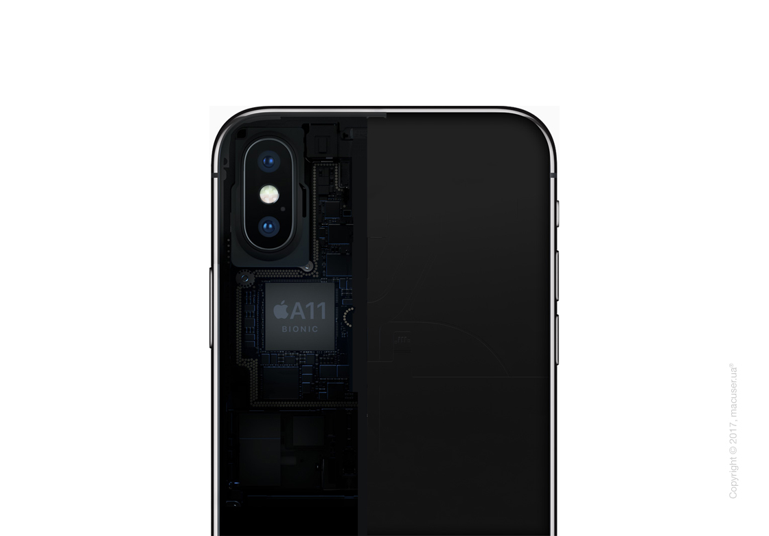 iPhone X 256GB, Space Gray