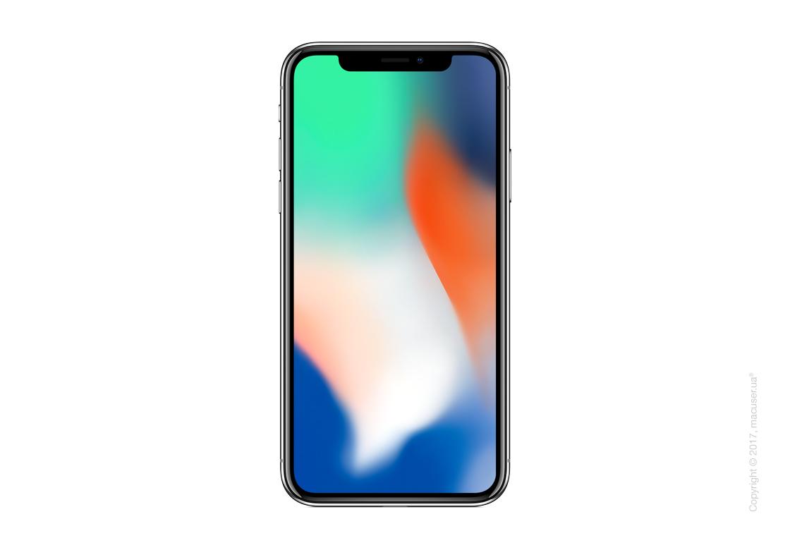 iPhone X 256GB, Silver
